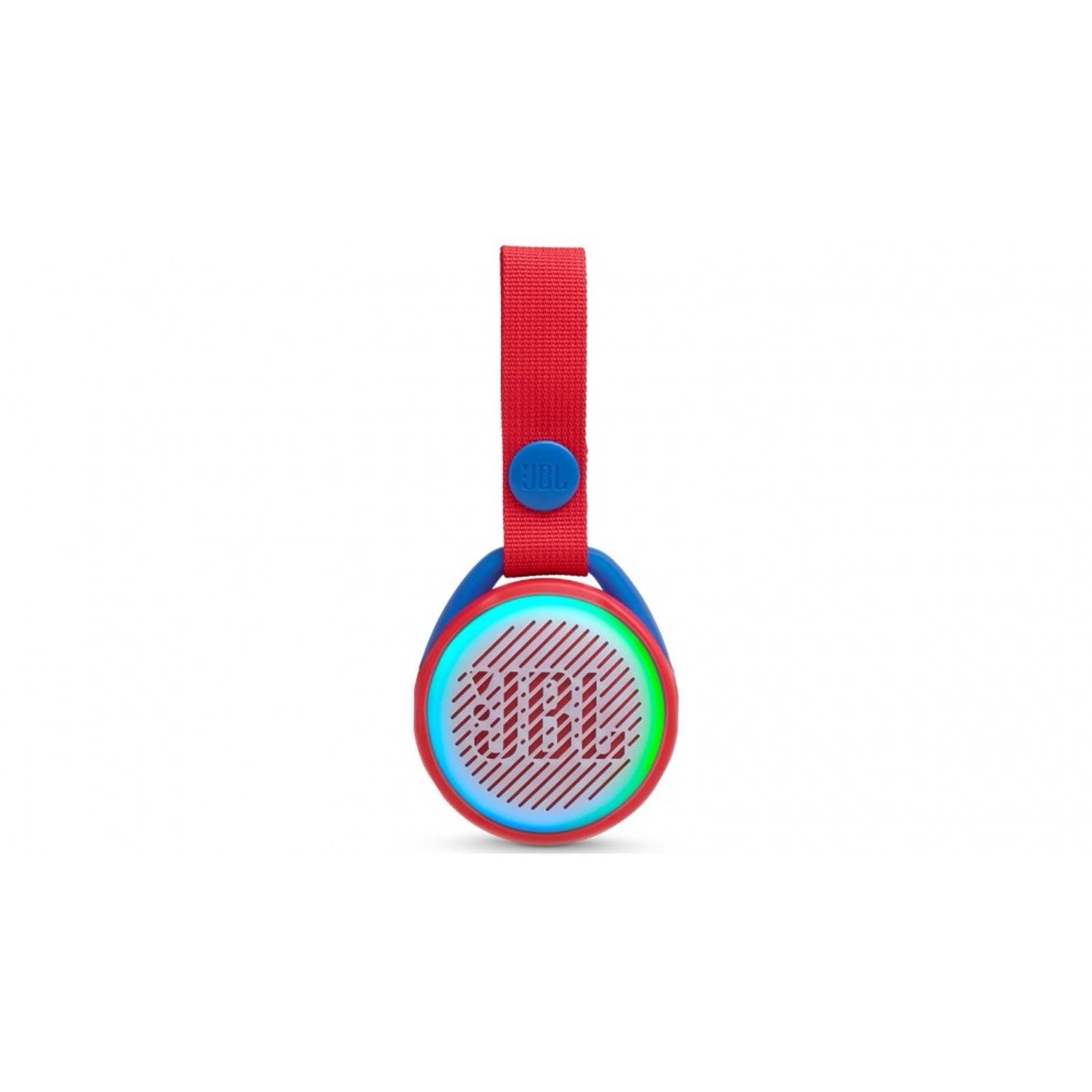 Harga JBL JR POP Kids portable Bluetooth speaker red