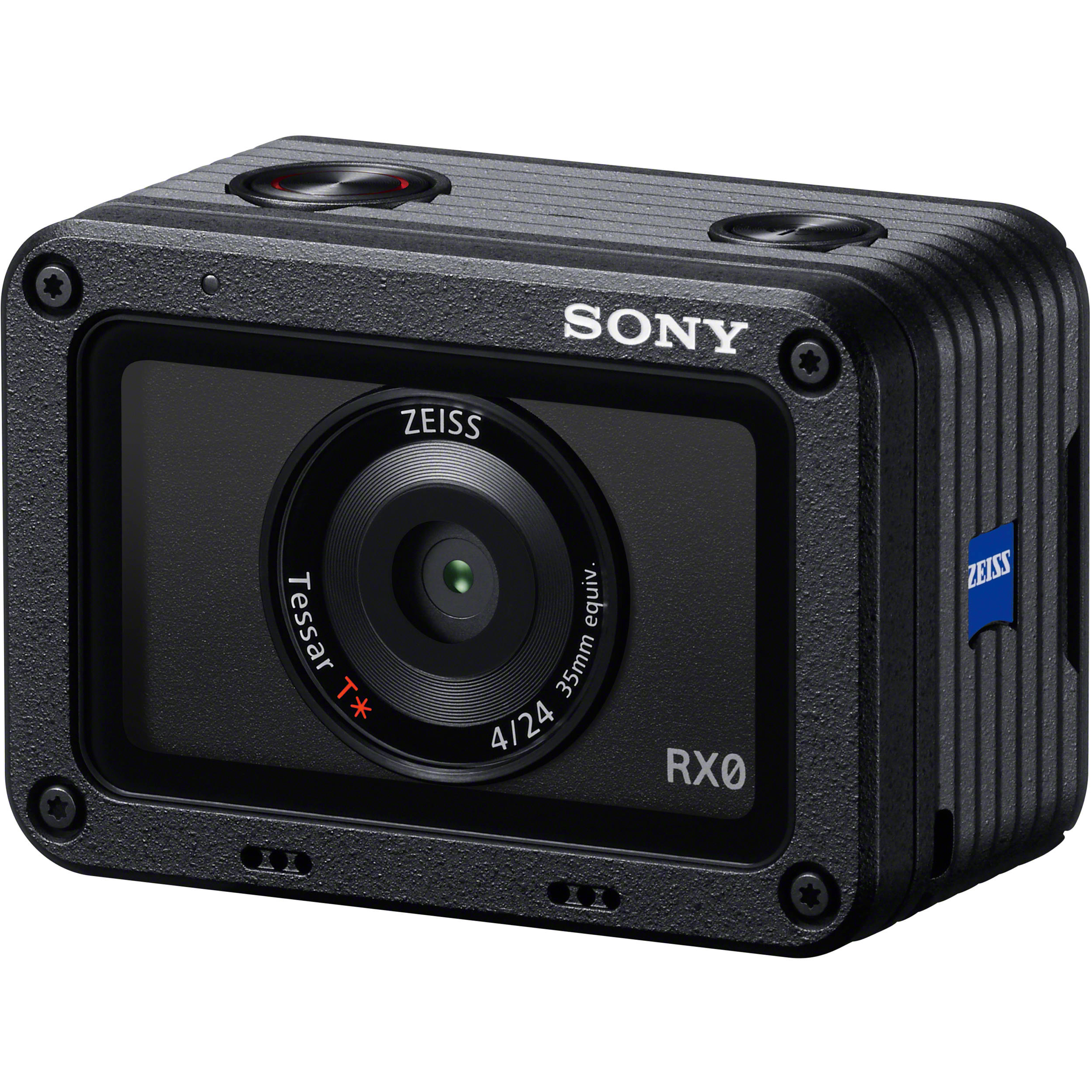 Jual Harga Sony DSC-RX0 1.0 Sensor Ultra-Compact Camera with Waterproof and Shockproof Design