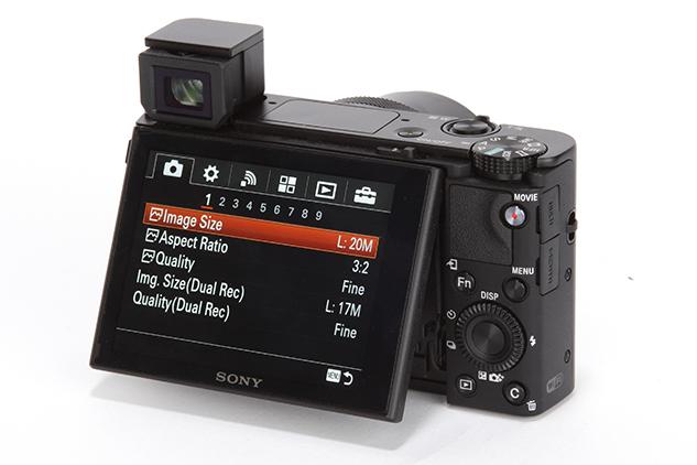 Harga Sony DSC-RX100 IV Digital Camera