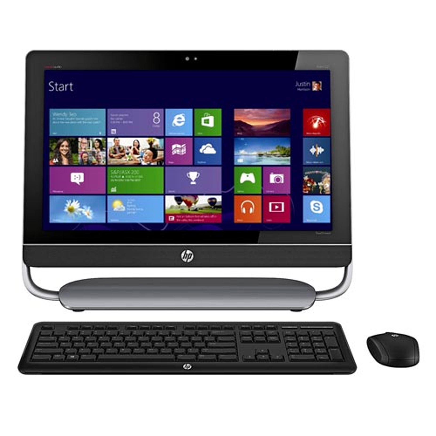 Jaul Harga HP Envy 23 D040D TouchSmart All In One