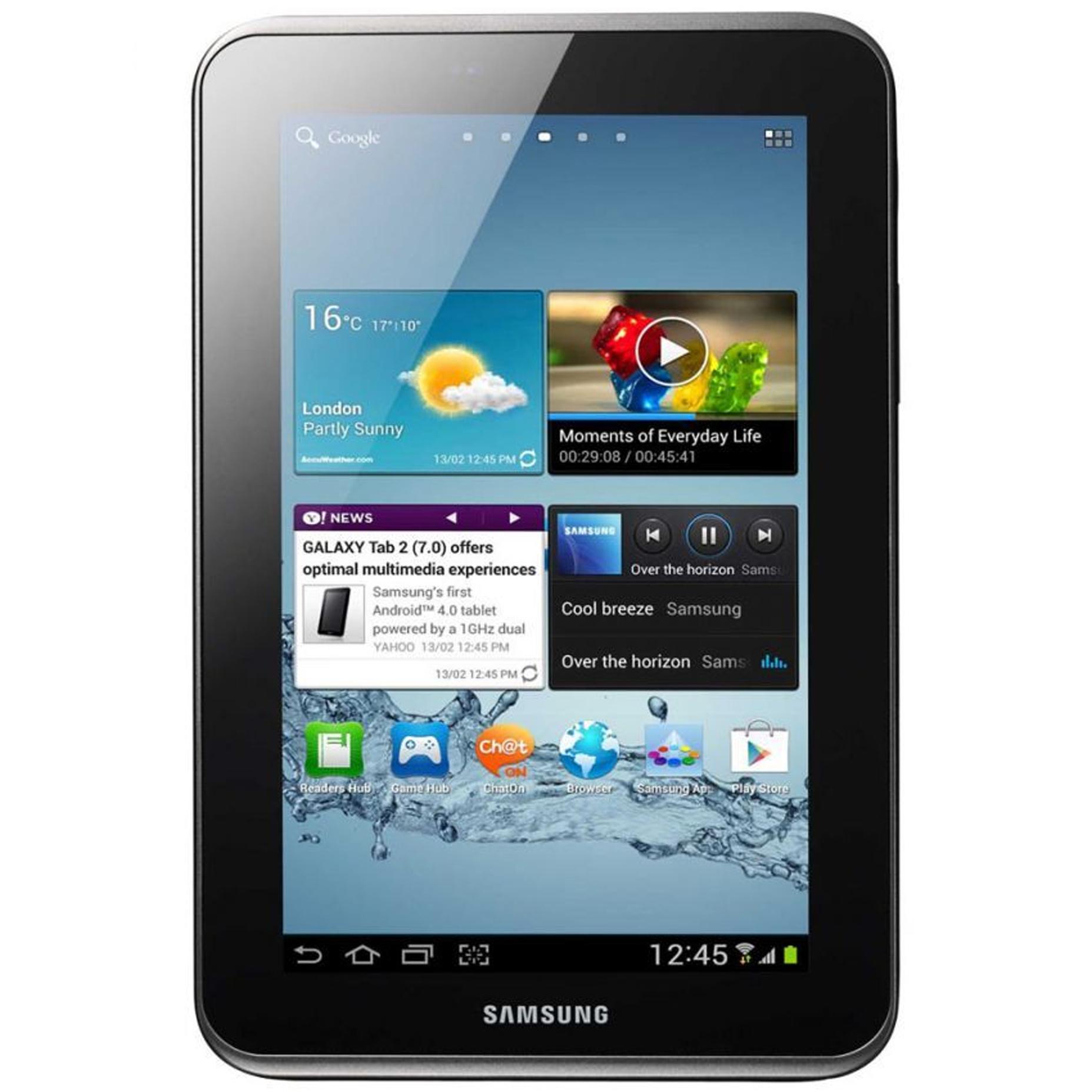 Harga Samsung Galaxy Tab 2 7.0 Espresso 3G Rp. 3.299.000