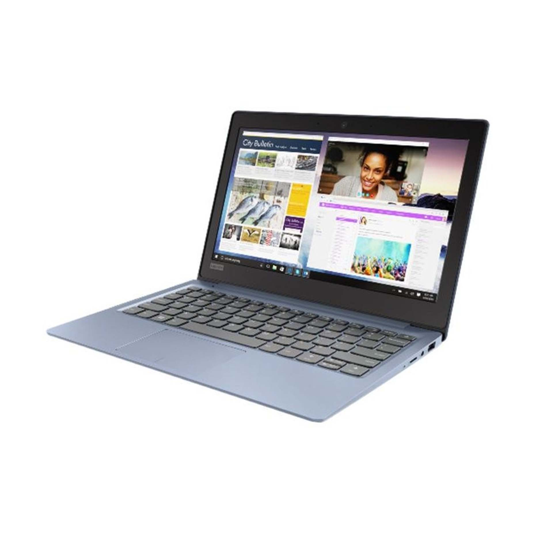 Harga Lenovo IP320-14ISK 7VID Laptop Intel Core i3-6006U 4GB 1TB Integrated Windows 10 14 Inch Denim Blue