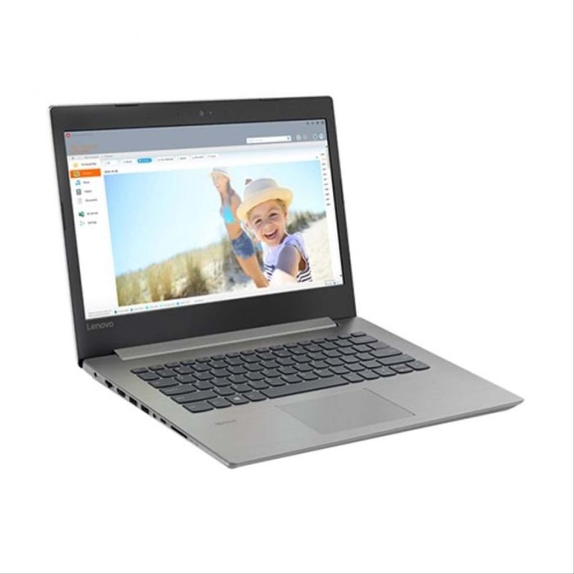 Harga Lenovo IP330-14AST 39ID Laptop AMD Dual Core A9-9425 4GB 1TB 14 Inch Win 10 Grey