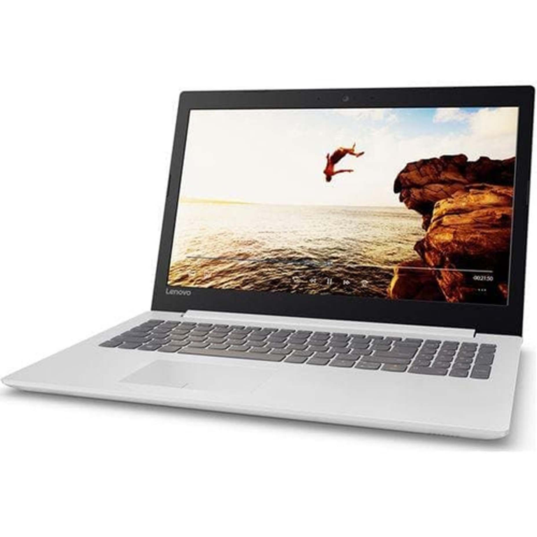 Harga Lenovo Ideapad IP320-14ISK 1CID Laptop Intel Core i3-6006U 4GB 1TB Integrated Windows 10 14 Inch White
