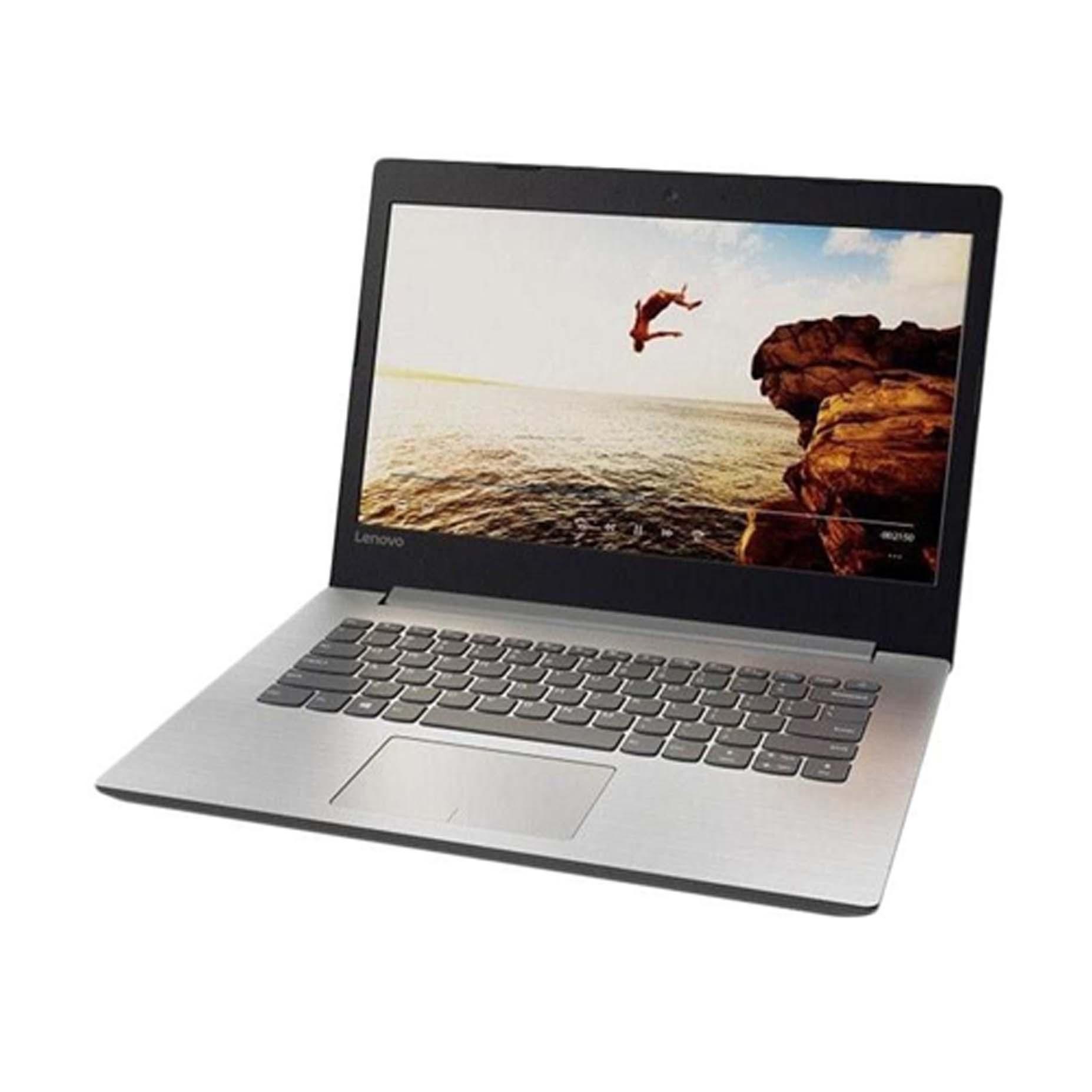 Harga Lenovo Ideapad IP320-14ISK 1FID Laptop Intel Core i3-6006U 4GB 1TB Integrated Windows 10 14 Inch Grey