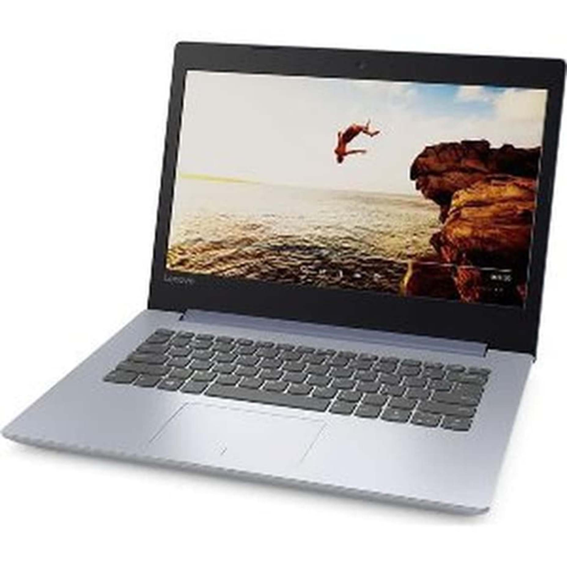Harga Lenovo Ideapad IP320-14ISK 86ID Laptop Intel Core i3-6006U 4GB 1TB Integrated Windows 10 14 Inch Platinum Grey