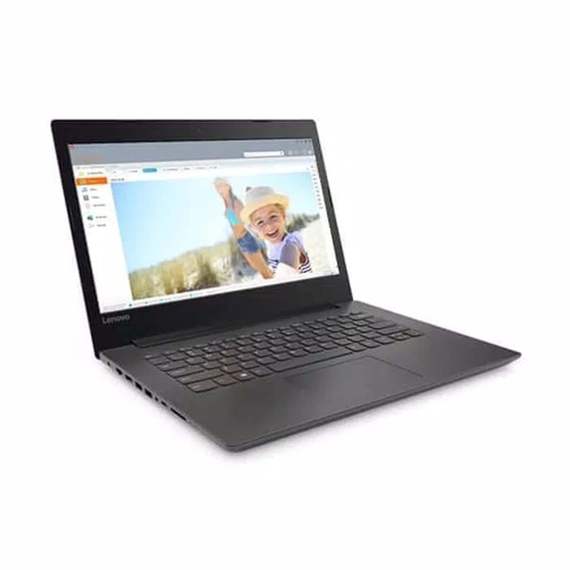 Harga Lenovo Ideapad IP330-14AST 3BID Laptop AMD Dual Core A9-9425 4GB 1TB AMD Radeon 530 2GB 14 Inch DOS Black