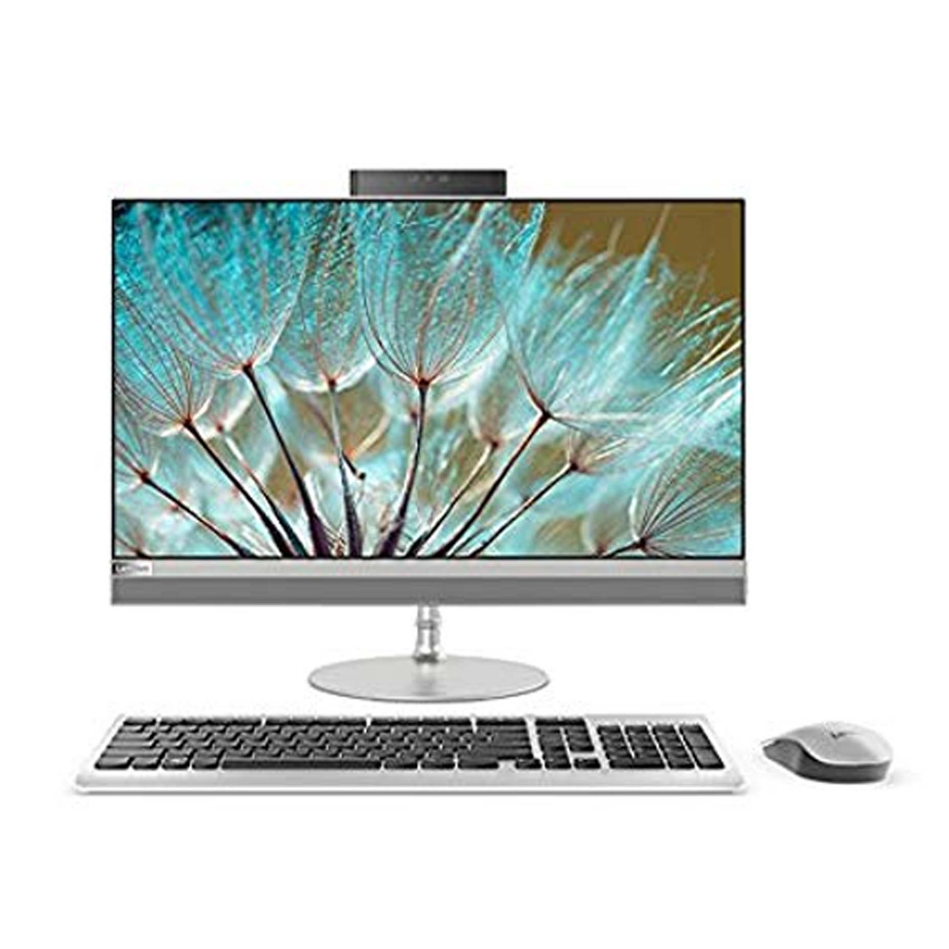 Harga Lenovo IdeaCentre 520-22ICB 0LID All in One i5-8400T 4GB 2TB Integrated Win10 21.5 Inch Grey