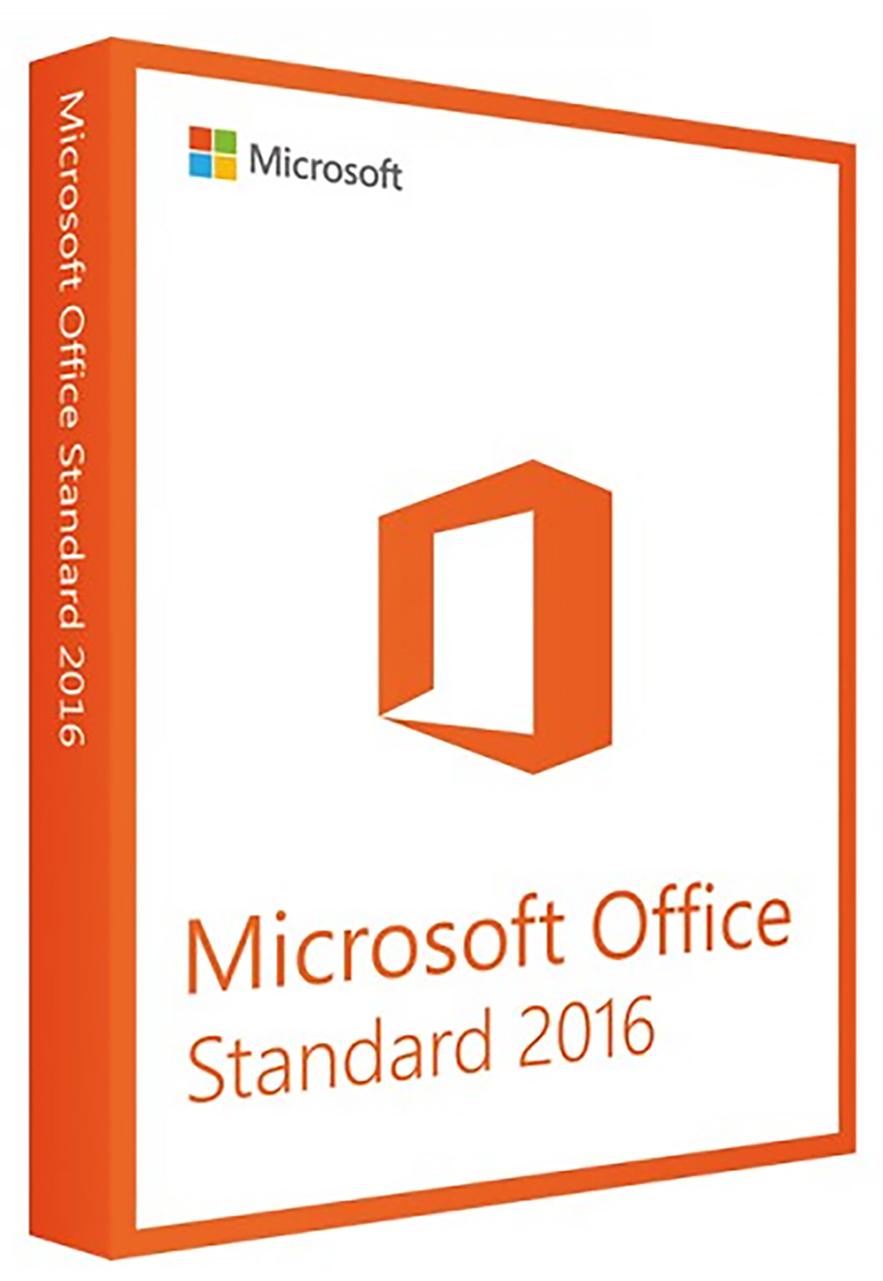 Harga Jual Microsoft Office Standard 2016 - media