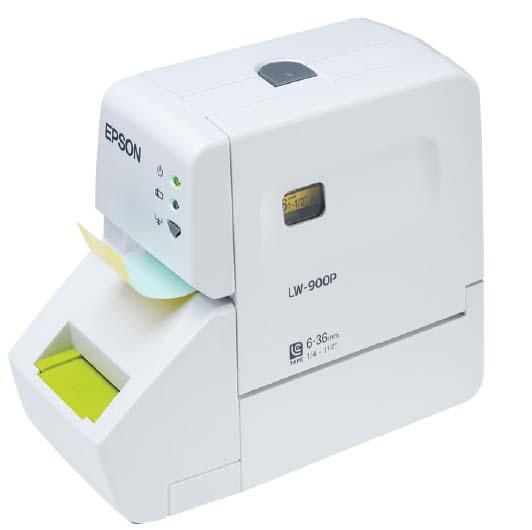 printer cetak label epson lw 900p