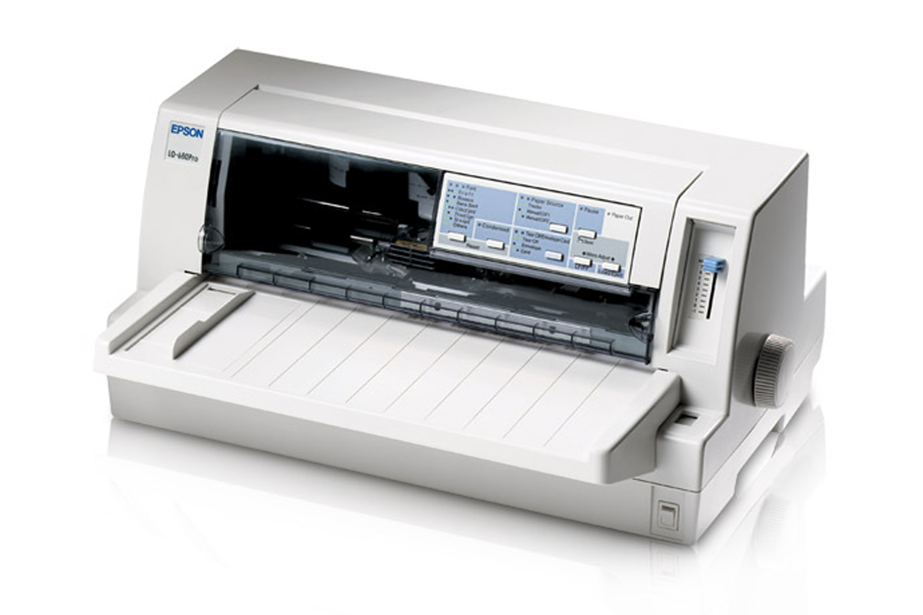 harga jual printer epson lq 680pro dot matrix a3