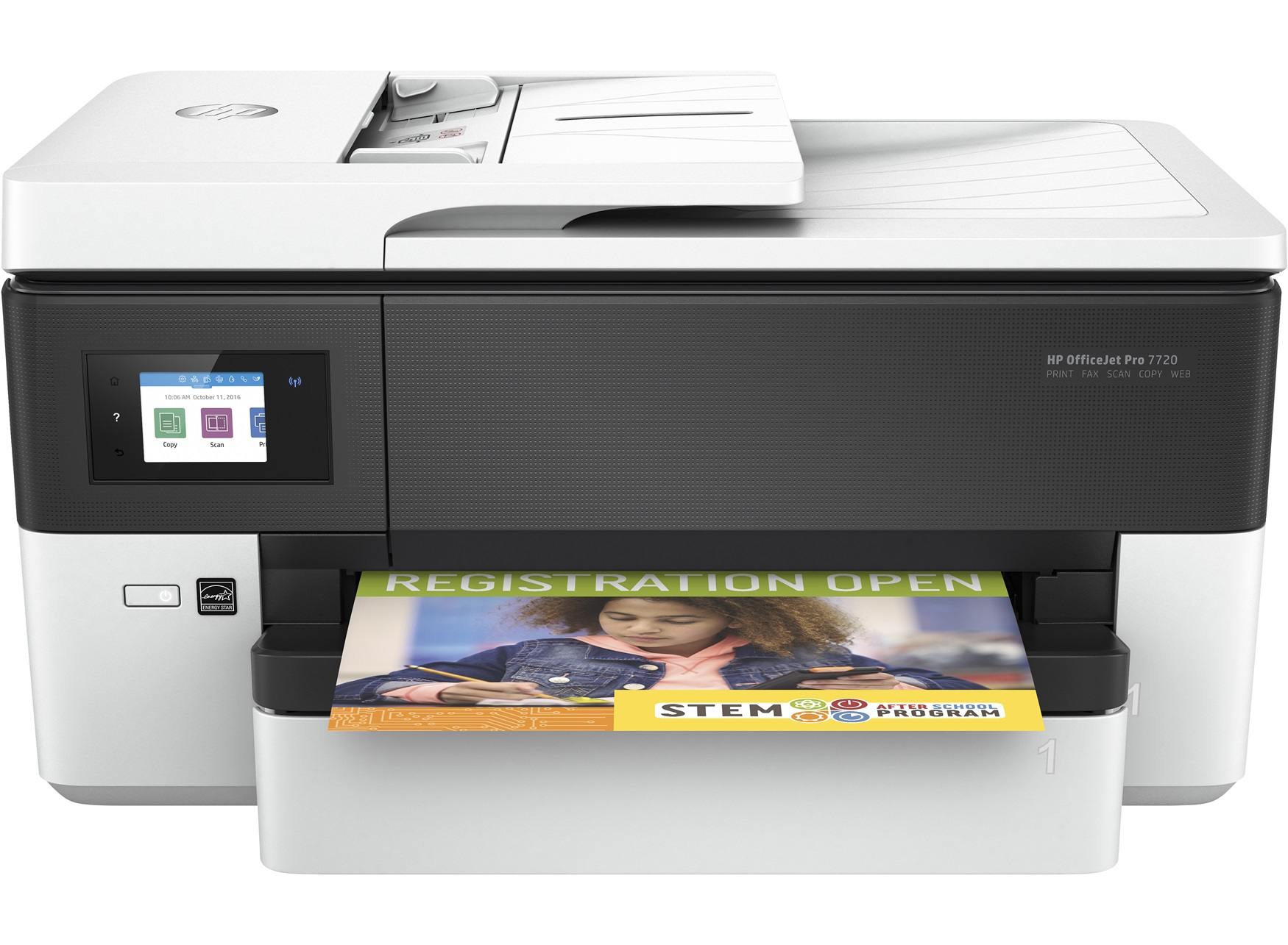 Jual Harga HP OfficeJet Pro 7720 Wide Format All-in-One Printer (Y0S18A)