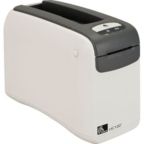 Harga Jual Zebra HC100 Printer Gelang Pasien