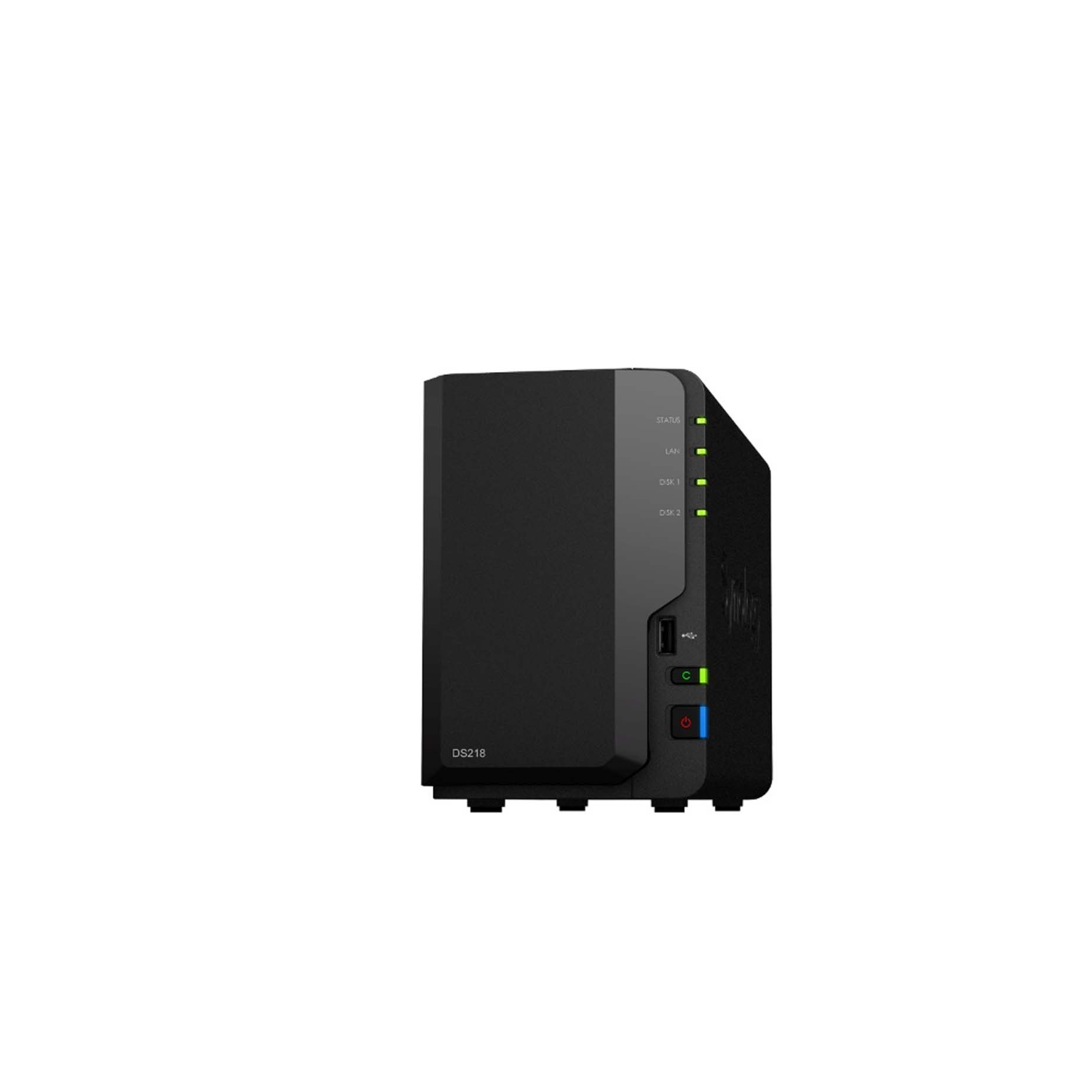 Harga Jual Synology DiskStation DS218 2-bay NAS Storage