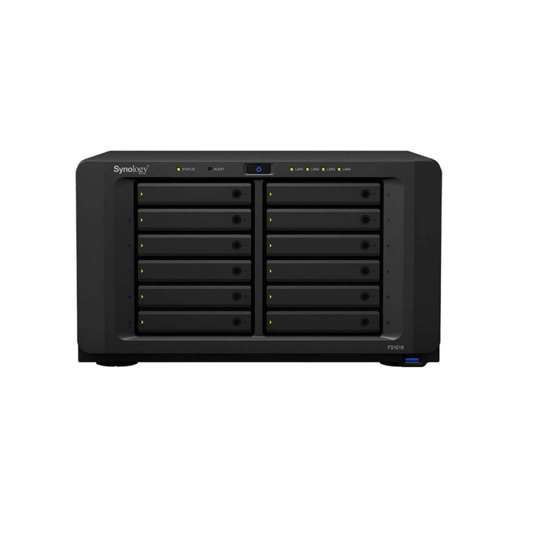 Harga Jual Synology FlashStation FS1018 12 Bay NAS Storage