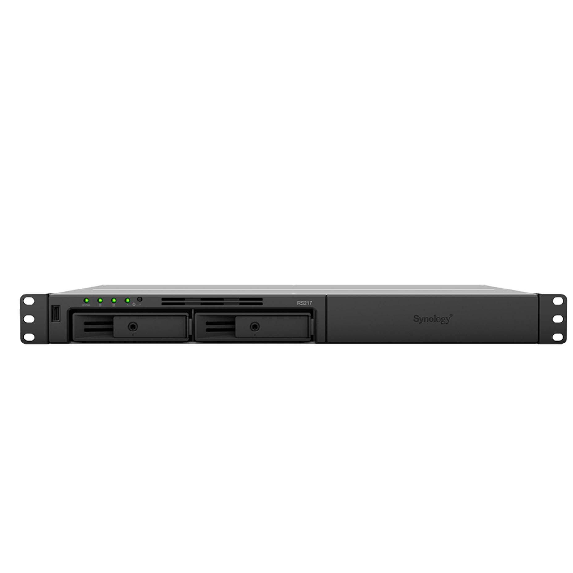 Harga Jual Synology RackStation RS217 2 Bay NAS Storage