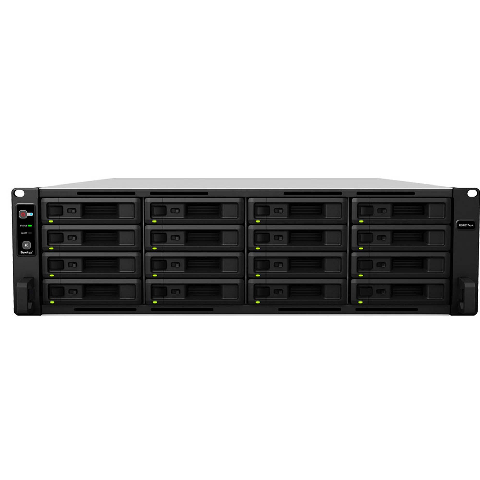 Harga Jual Synology RackStation RS4017xs+ 16 Bay NAS Stoarge