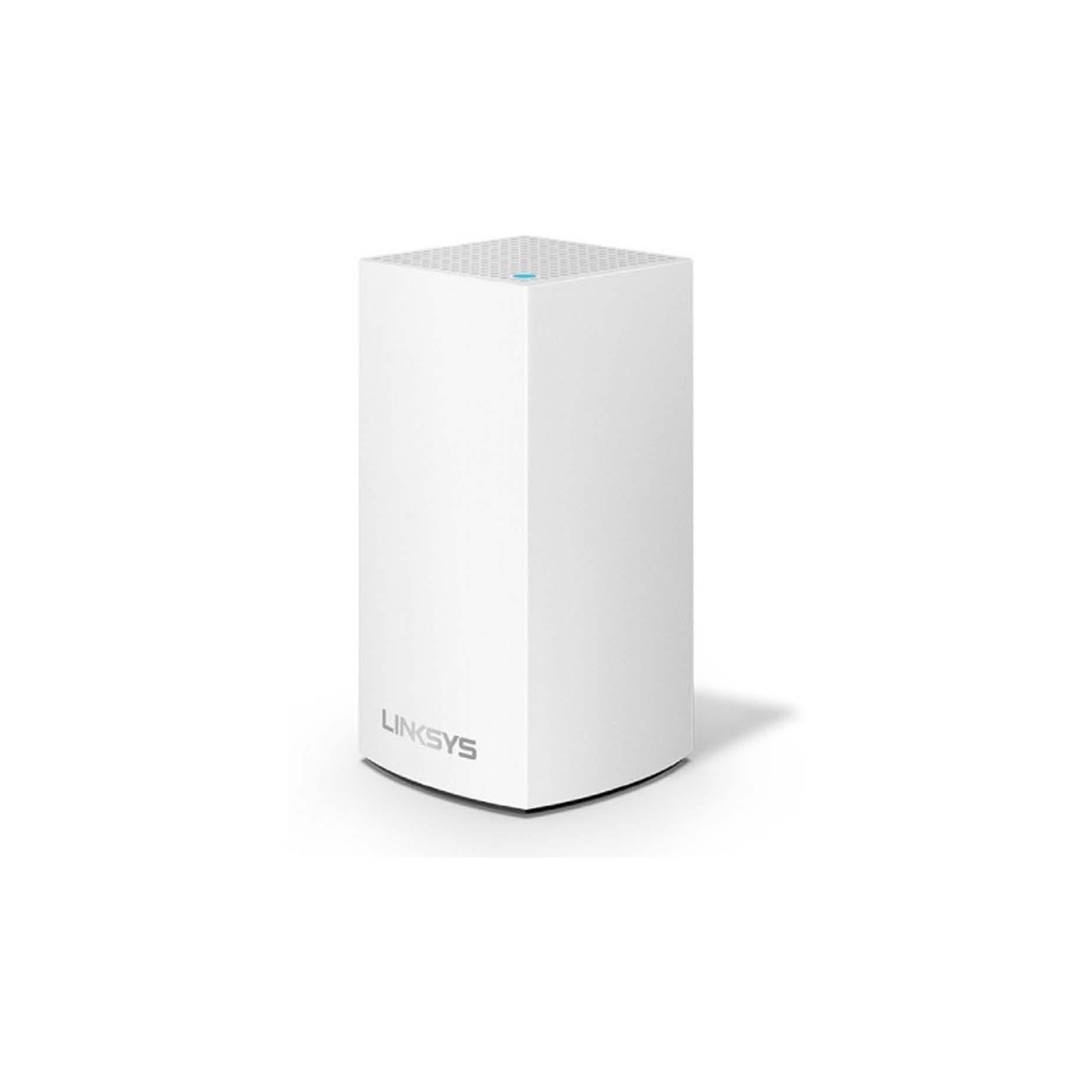 Harga Jual Linksys WHW0101-AH Velop Intelligent Mesh WiFi System 1-Pack White (AC1300)