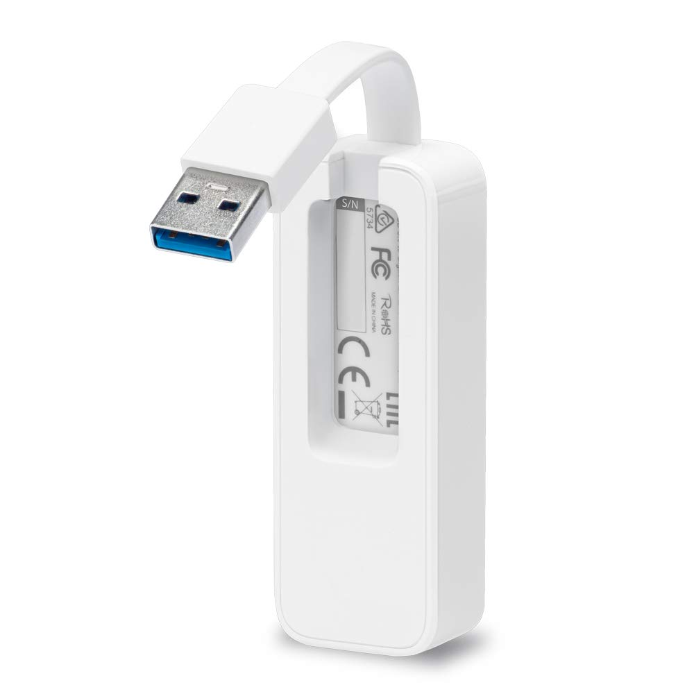 Harga Jual TP-LINK TL-UE300 USB 3.0 to Gigabit Ethernet Network Adapter
