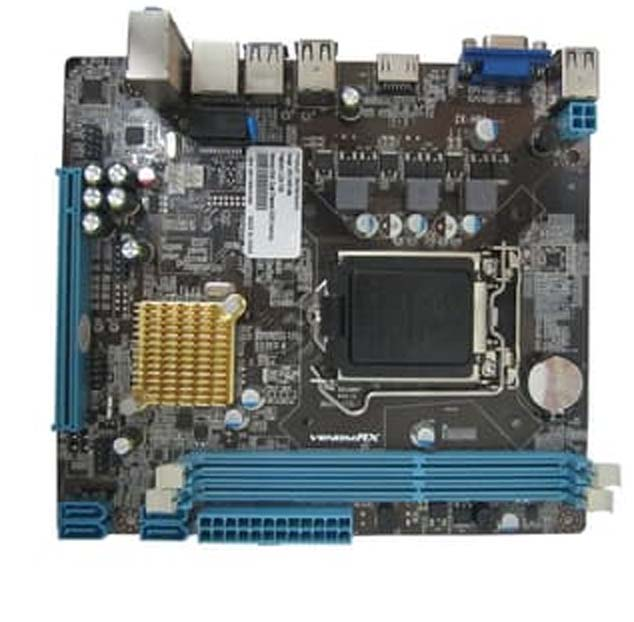Harga Jual VenomRX/VenomRX Motherboard H81 Intel Chipset DDR3 LGA 1150