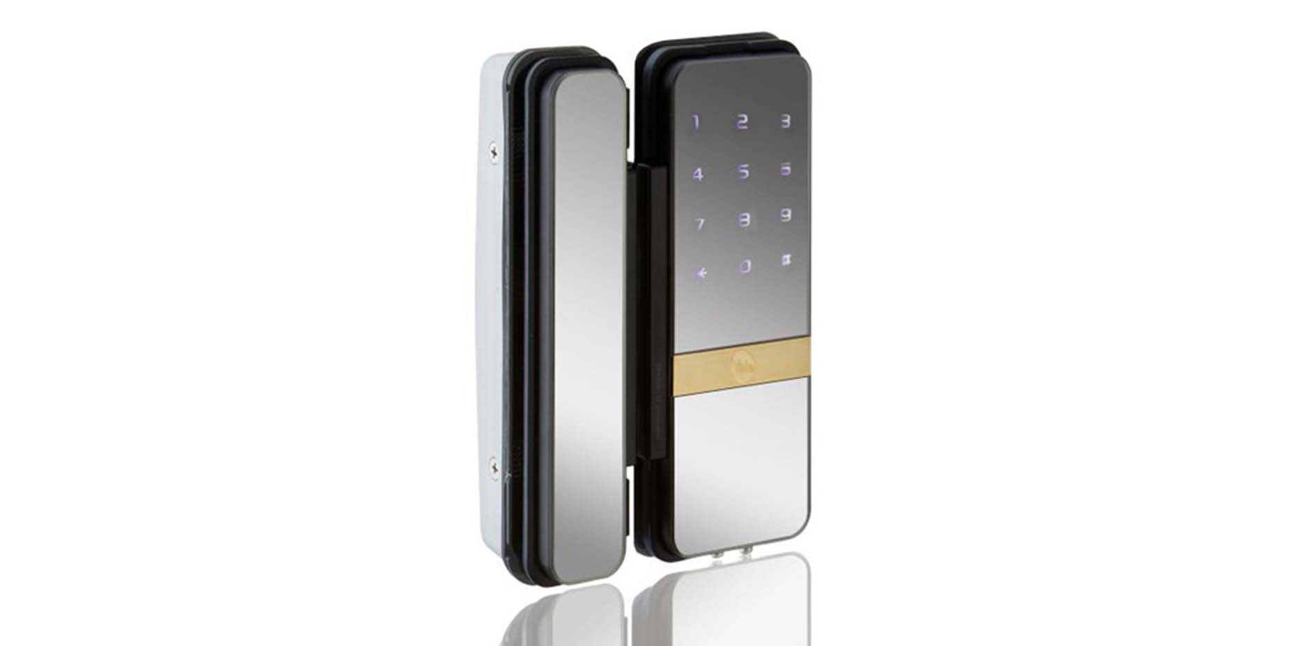 Harga Jual Yale YDG313 Keypad Digital Door Lock for Glass Doors