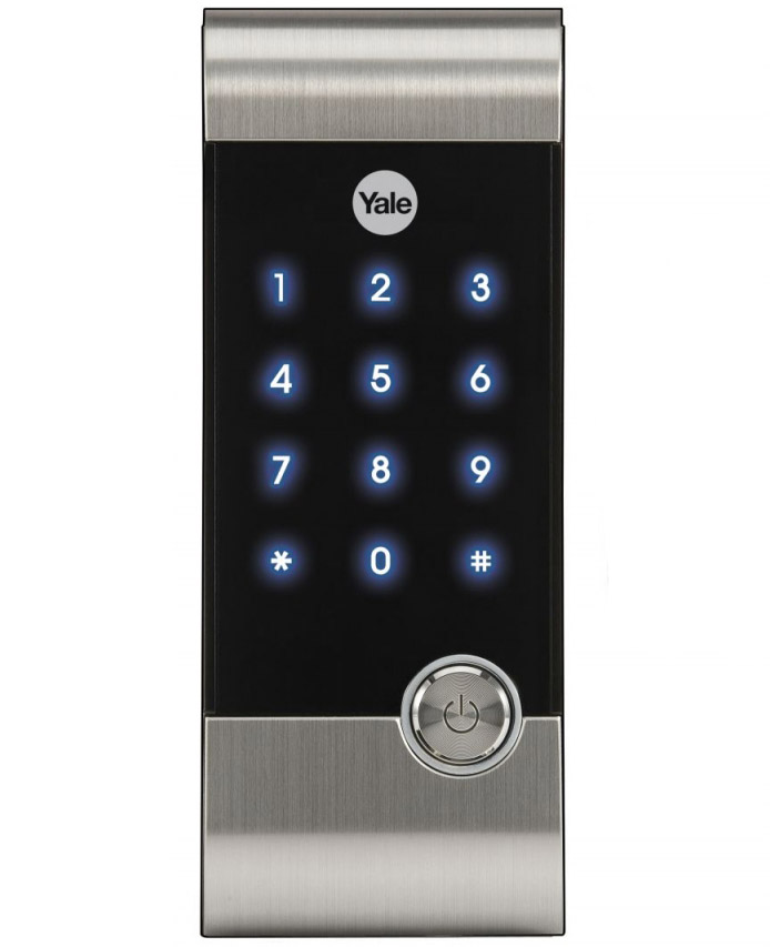 Harga Jual Yale YDR3110 Hi-Tech Card Keypad Digital Door Lock